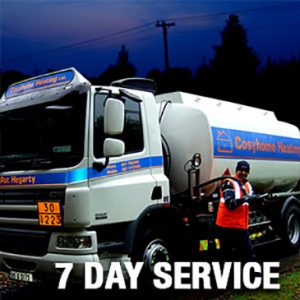 7 Day Home Heating Oil Delivery Service Galway
