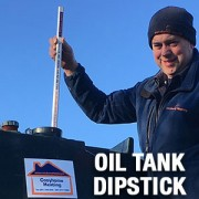Home Heating Oil Tank Dipstick