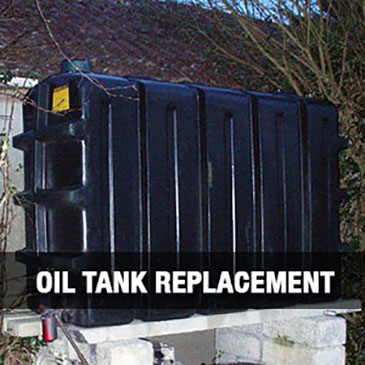 OIL TANK REPLACEMENT