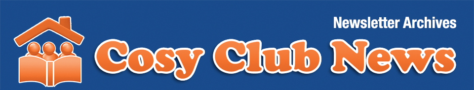 Cosy Club News Header